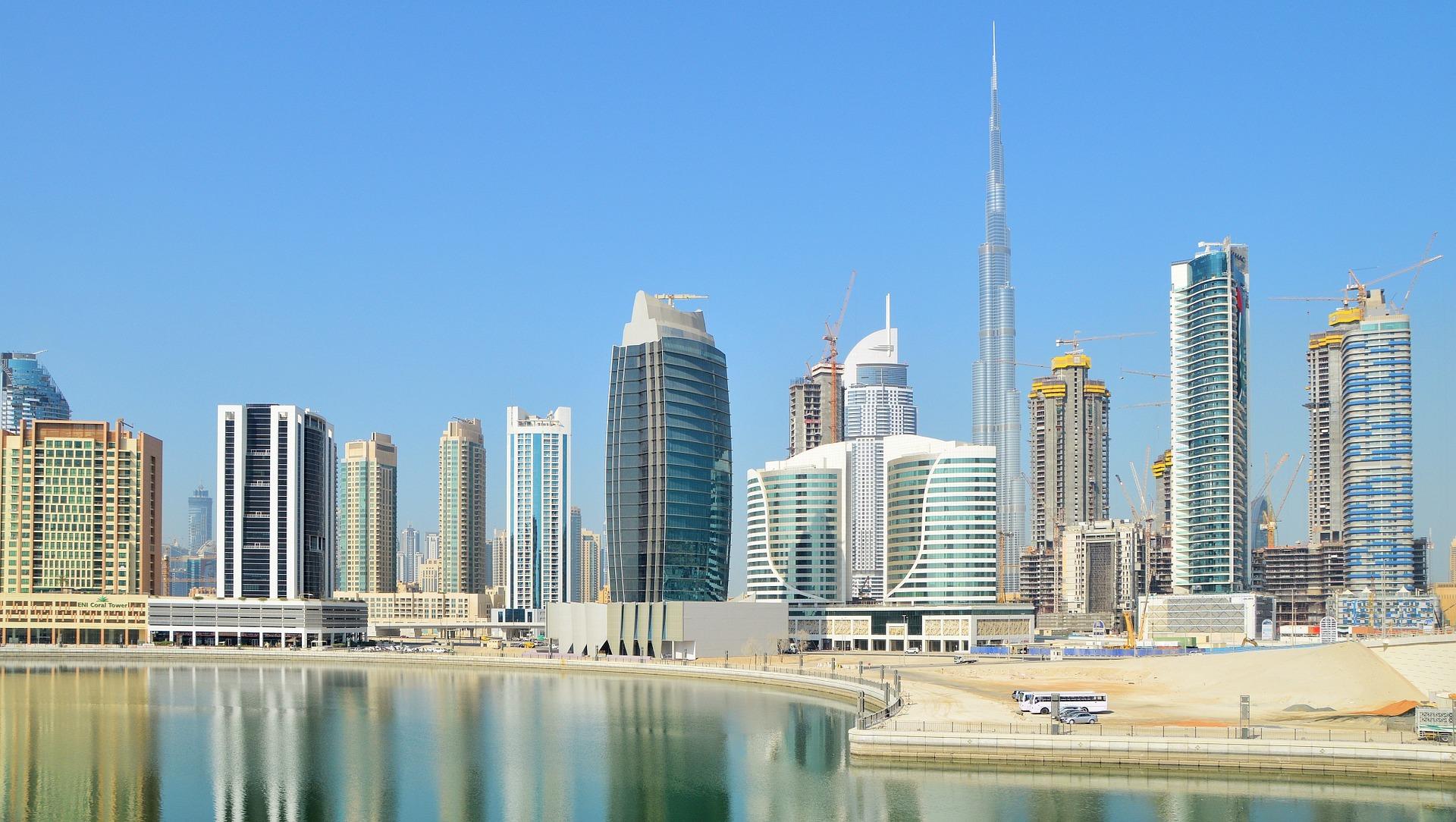 Atostogos Dubajuje