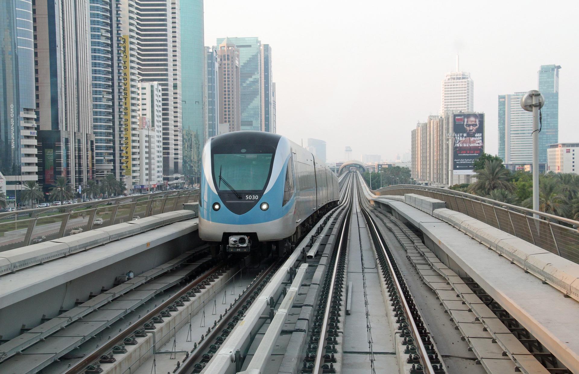 Dubajaus metro