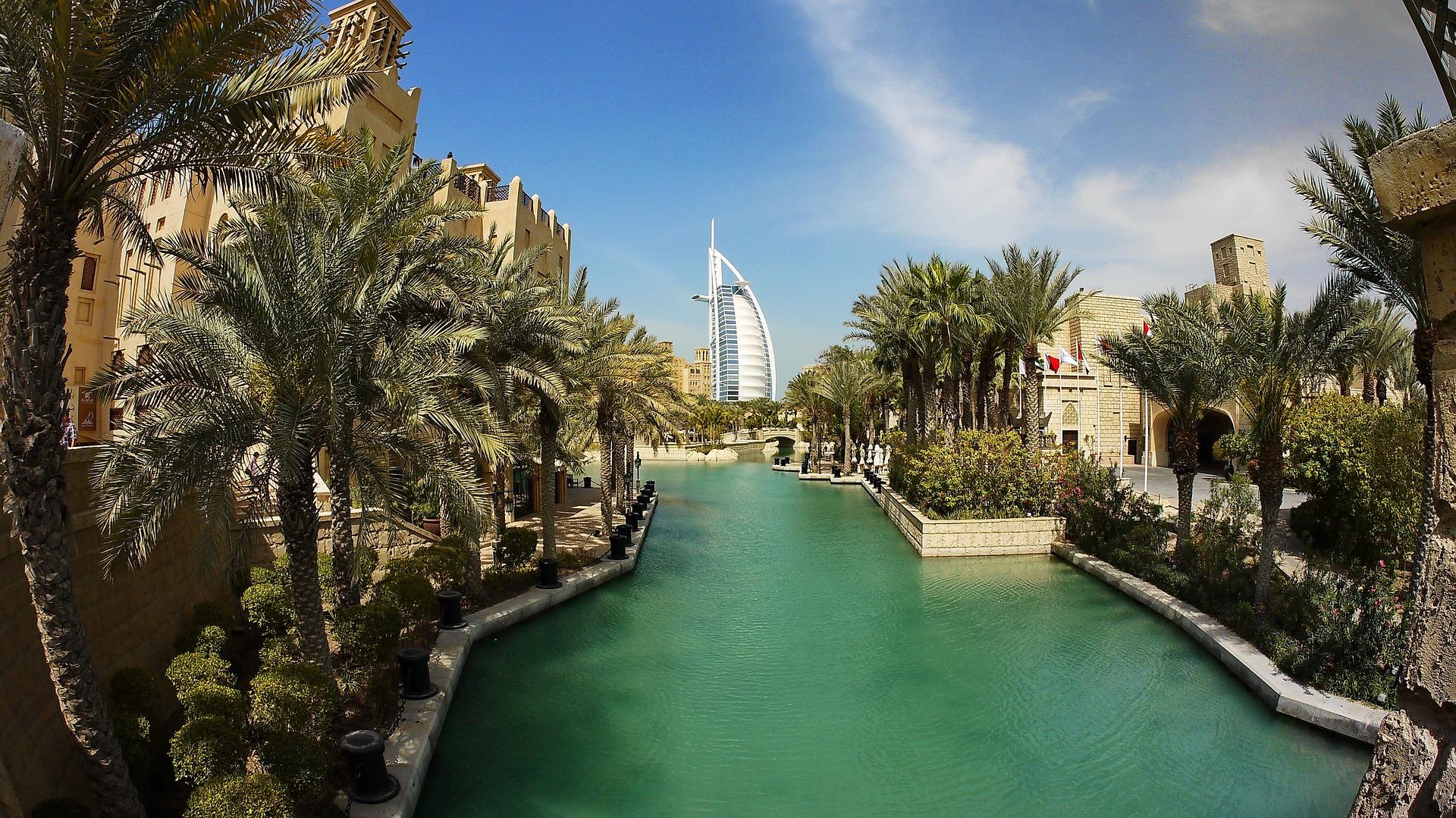 Laikas Dubajuje